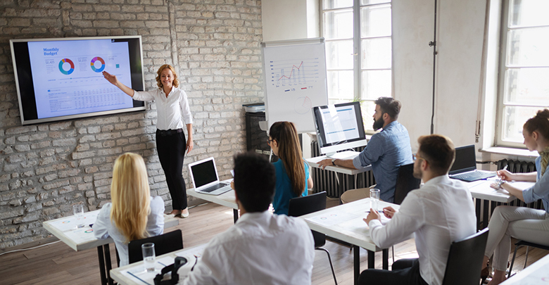 Photo of Consultants, Work on These 5 Tips on PowerPoint Presentations