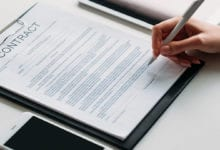 Photo of Significance of a Written Consulting Contract