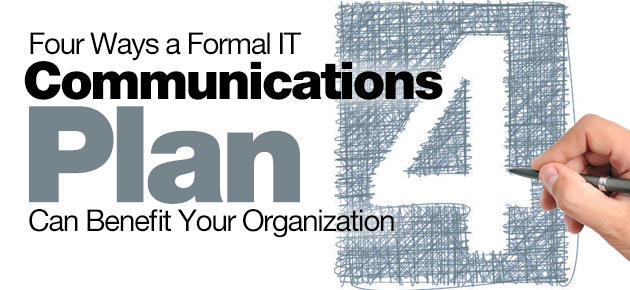 Photo of Four Ways a Formal IT Communications Plan Can Benefit Your Organization