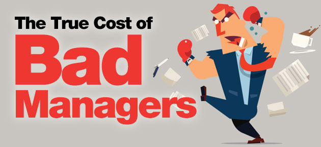 Photo of The True Cost of Bad Managers—and Why You Need Really Great Ones