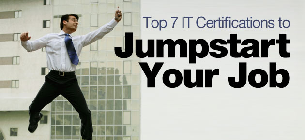 Photo of Top 7 IT Certifications to Jumpstart Your Job