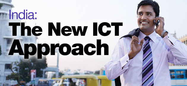 Photo of India: The New ICT Approach