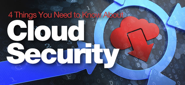 Photo of 4 Things You Need to Know About Cloud Security