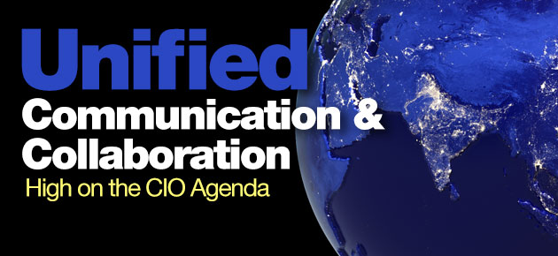 Photo of Unified Communication & Collaboration: High on the CIO Agenda