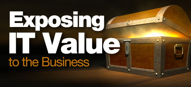 Photo of Exposing IT Value to the Business