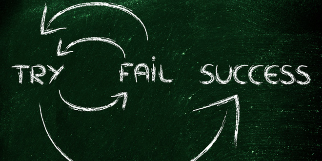 Photo of Stop Framing Practical Project Moves as 'Failure'