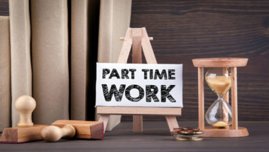 Photo of Willing to Work Part-Time? Let's Go for It