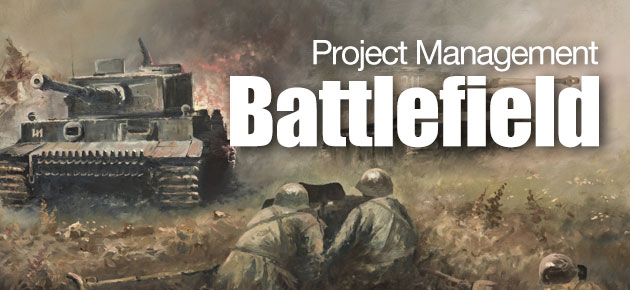 Photo of Project Management Battlefield