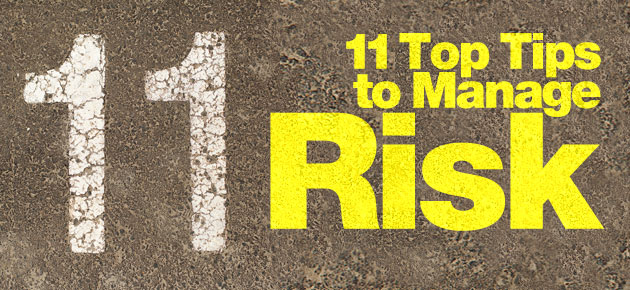 Photo of 11 Top Tips to Manage Project Risk