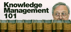 Photo of Knowledge Management 101