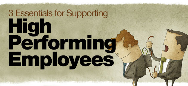 Photo of 3 Essentials for Supporting High-Performing Employees