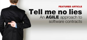 Photo of A Better Approach for Software Contracts: Think Agile