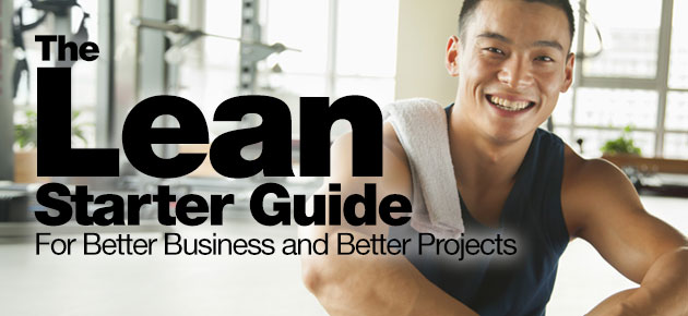 Photo of The Lean Starter Guide: For Better Business and Better Projects