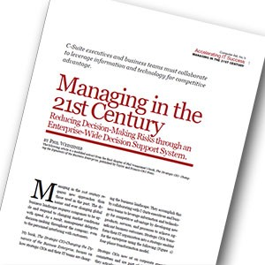 Photo of White Paper: Managing in the 21st Century