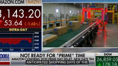 Photo of Pandemic Forces Amazon to Postpone the Prime Day Sale